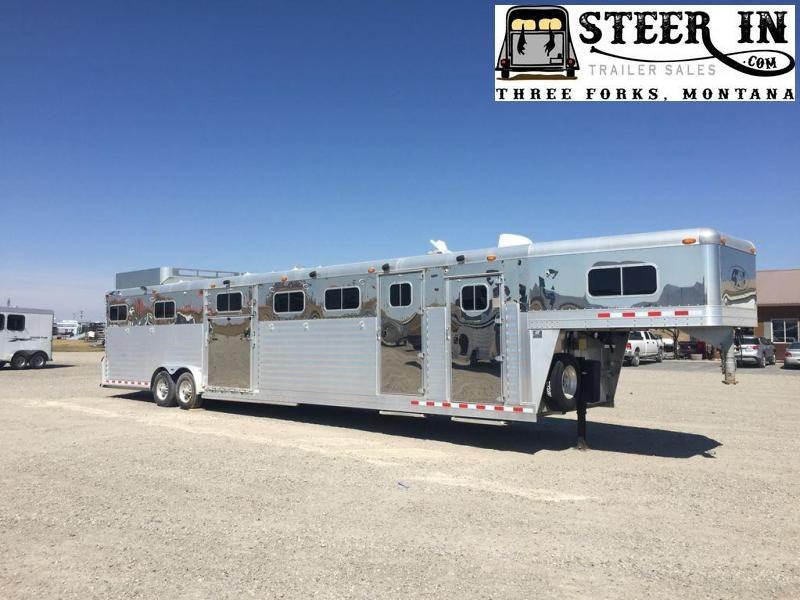 2004 4-Star 6 Horse Concept II Head to Head