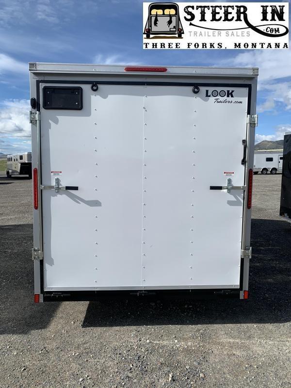 2021 Look Trailers 7X16' Enclosed Cargo Trailer