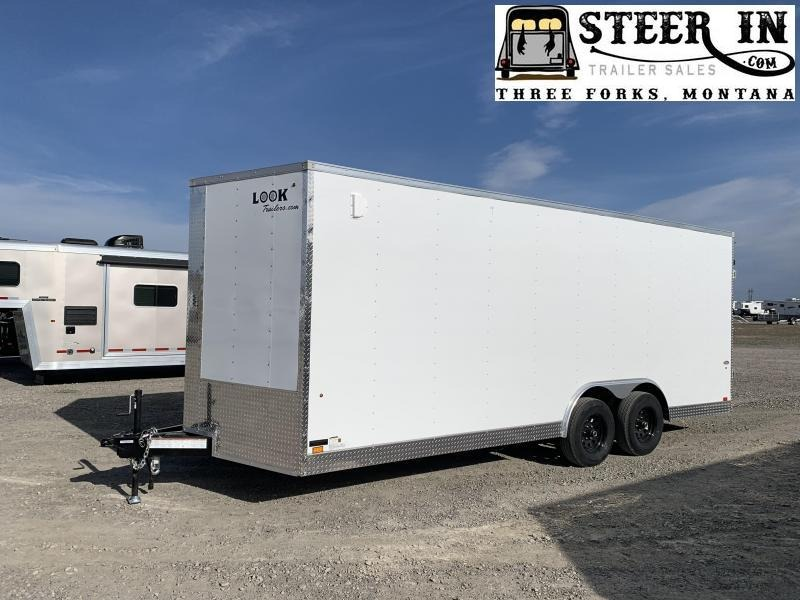2020 Look 8.5X20' Enclosed Cargo Trailer