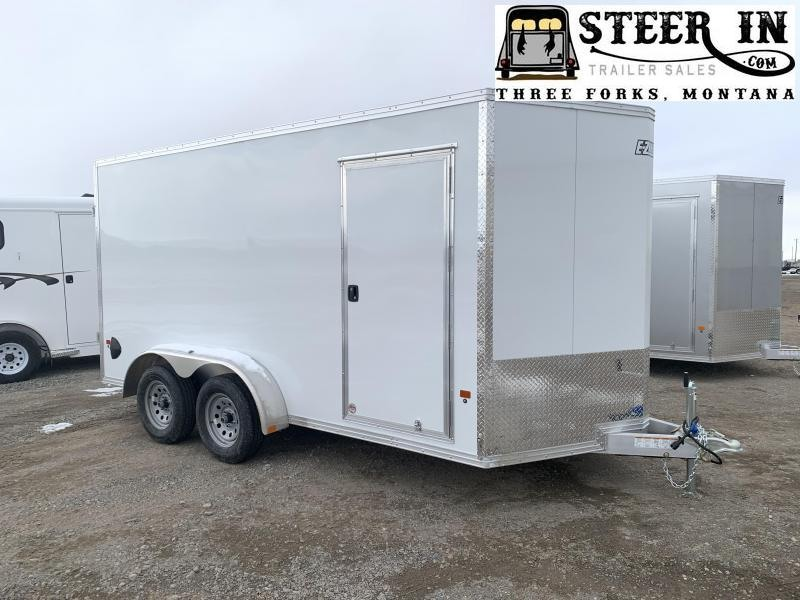 2020 EZ Hauler 7x14'  Enclosed Cargo Trailer