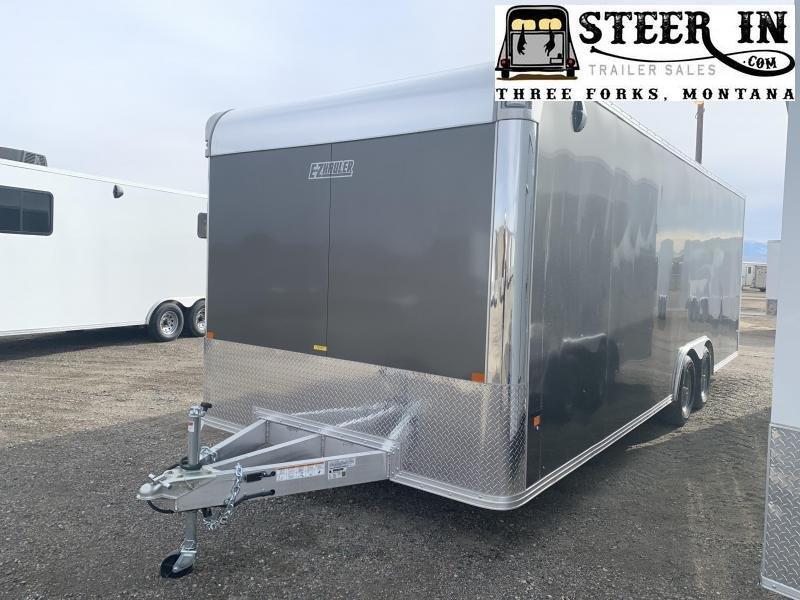 2020 EZ Hauler 8X24' Enclosed Car / Racing Trailer