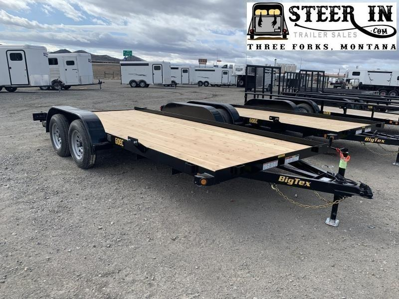 2020 Big Tex 60EC 16' Utility Trailer