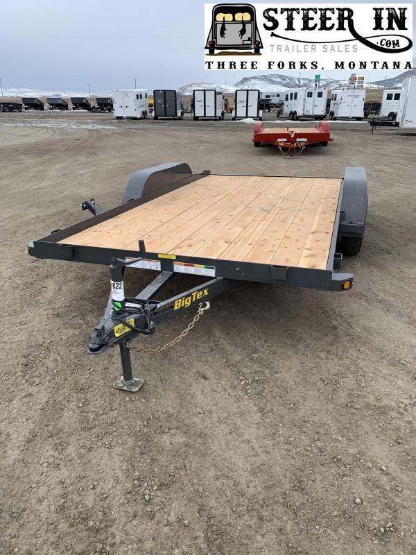 2020 Big Tex 60CH 14' Car / Racing Trailer