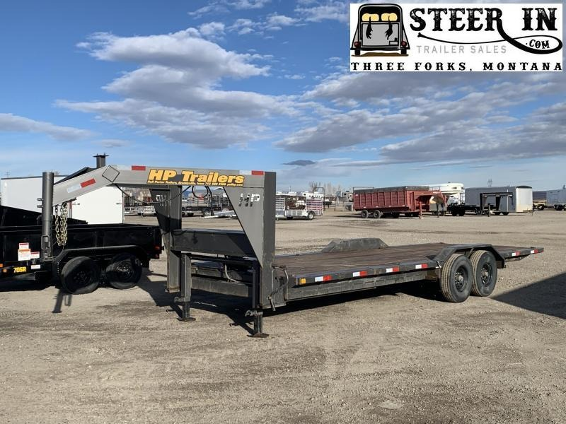 2019 HP 24' Full Hyd. Tilt Trailer