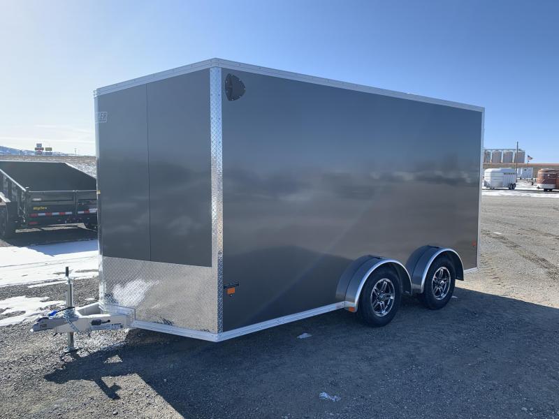 2020 EZ Hauler 7.5X14 UTV Enclosed Cargo Trailer