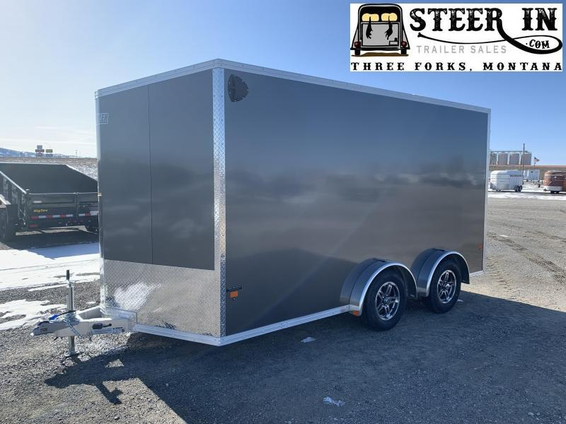 2020 EZ Hauler 7.5X14 UTV Enclosed Cargo Trailer