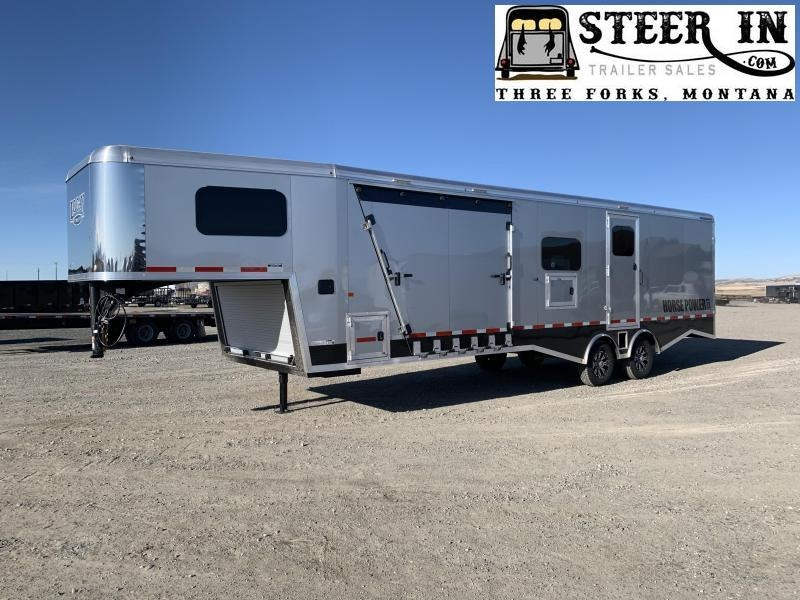 2019 Logan Coach 29' HorsePower Zbroz Edition SPRING CHECK PKG / FUEL CELL