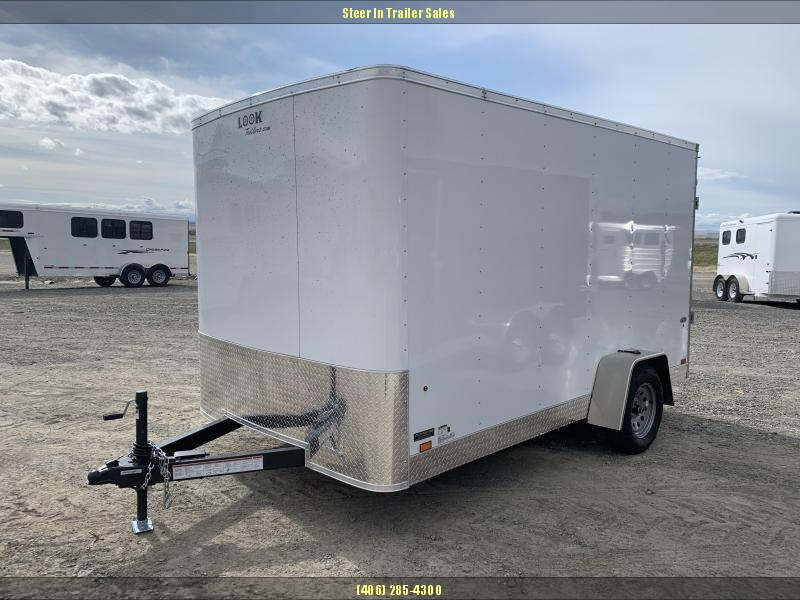 2020 Look Trailers STLC7X12SE2 Enclosed Cargo Trailer