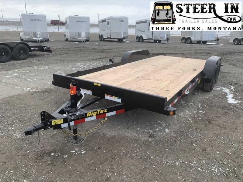 2020 Big Tex 10CH 20'  Car / Racing Trailer