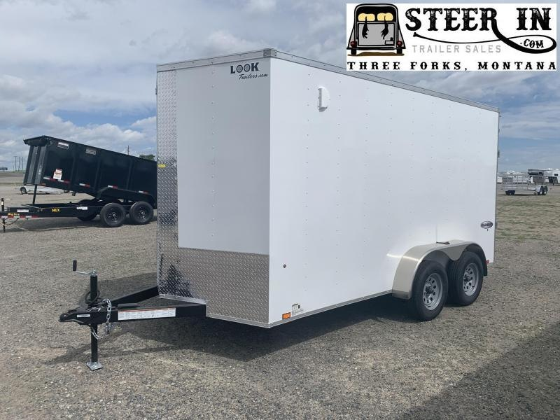 2021 Look 7X14' Element Cargo Trailer