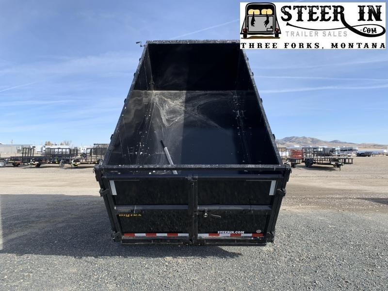2020 Big Tex  14LX 14' W-4' SIDES Dump Trailer
