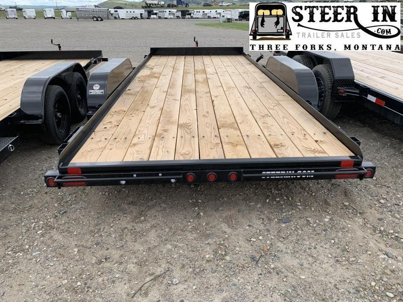 2020 Big Tex 70CH 18' Car Hauler