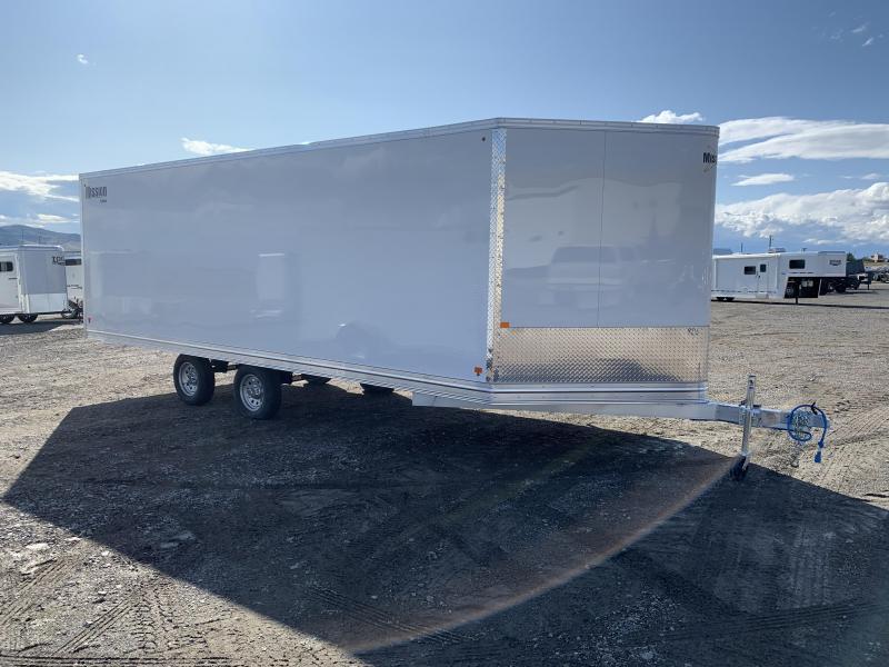 2020 Mission 22' Snowmobile Trailer