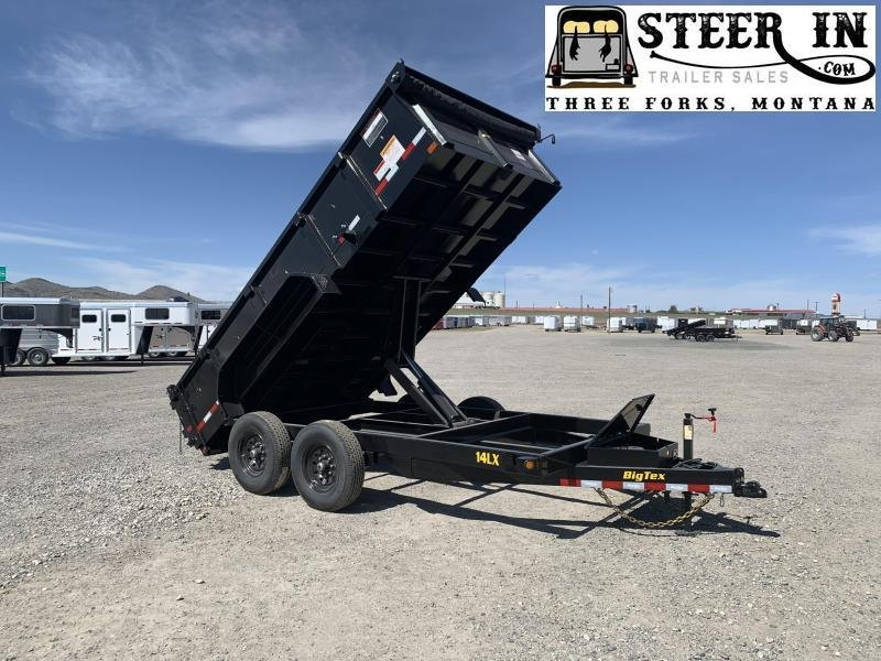 2020 Big Tex 14LX 7x16' Dump Trailer