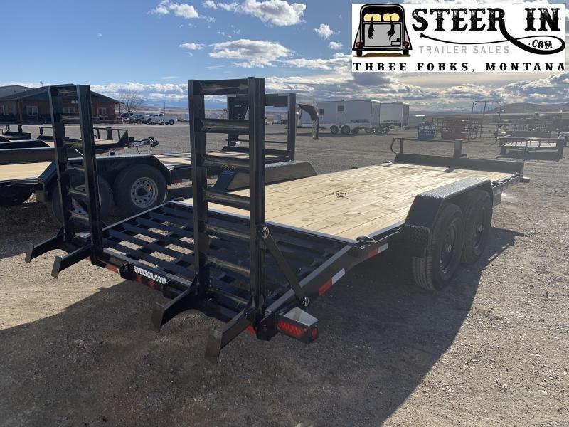 2019 Big Tex 14ET 20'  Equipment Trailer