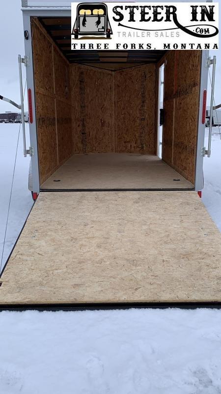 2021 Look 7X14' Enclosed Cargo Trailer