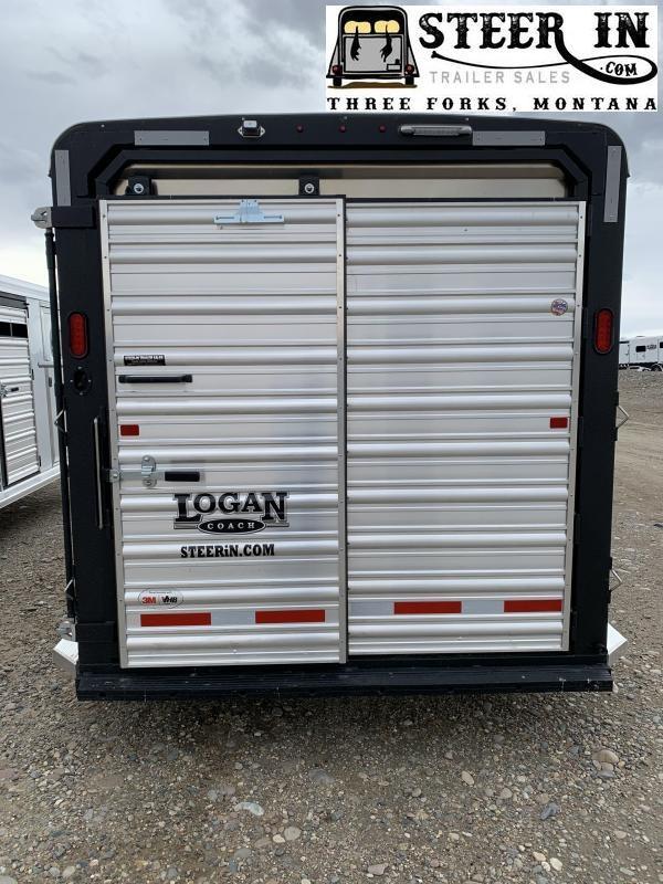 2020 Logan 24' GN TRAINER TACK Stock/Combo