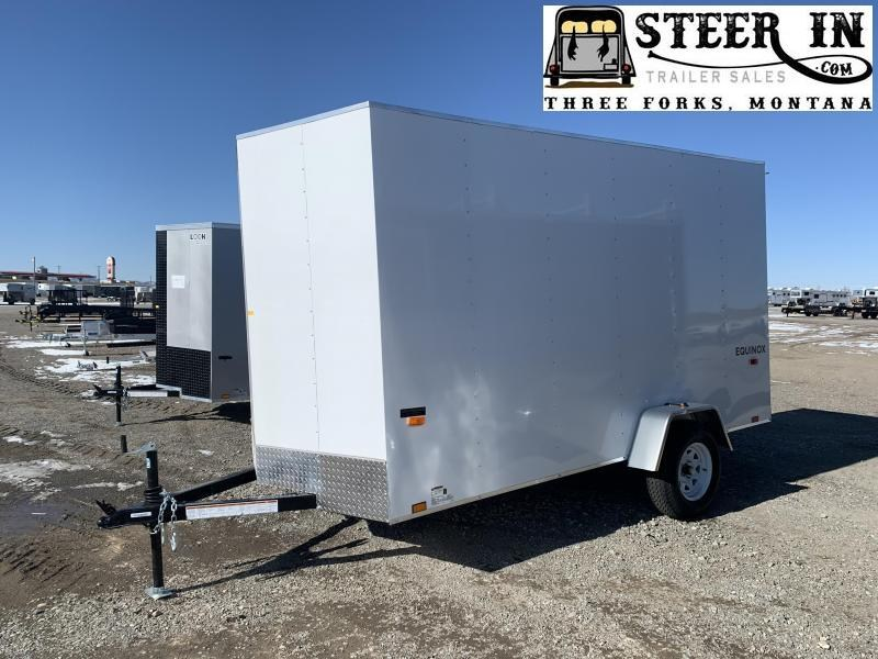 2021 Look 6X12' Enclosed Cargo Trailer