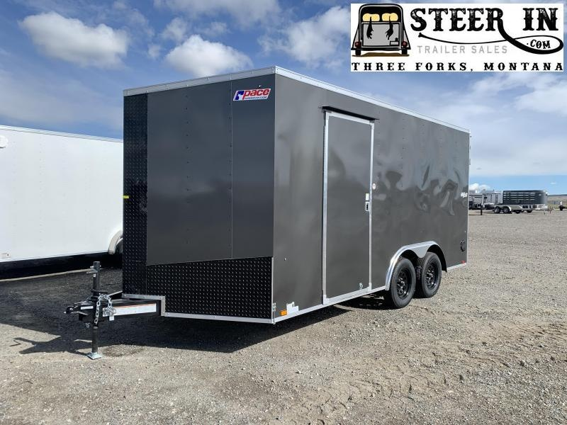 2021 Pace 8.5X16' Enclosed Cargo Trailer
