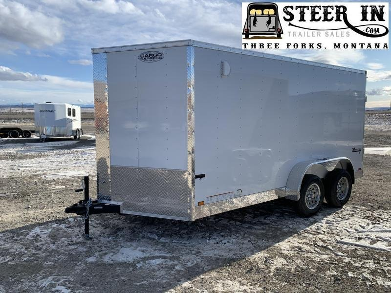 2020 Cargo 7X14' Enclosed Cargo Trailer