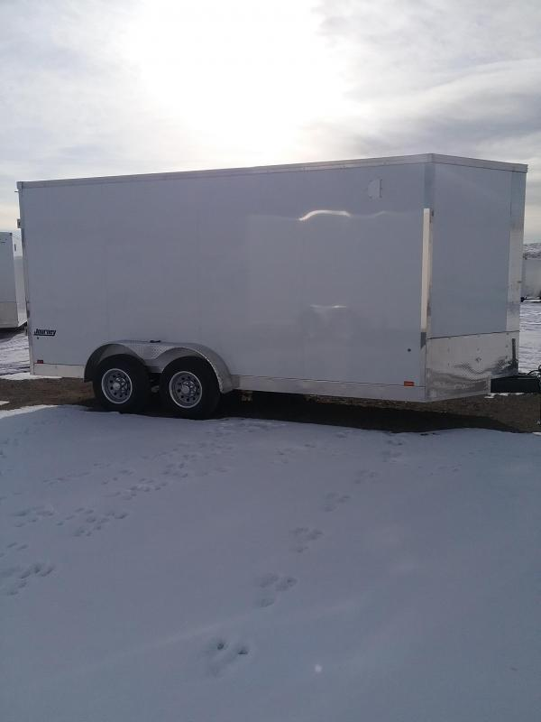 2020 Pace 7X16' Enclosed Cargo Trailer