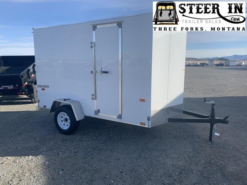 2021 Look 6X10' Enclosed Cargo Trailer
