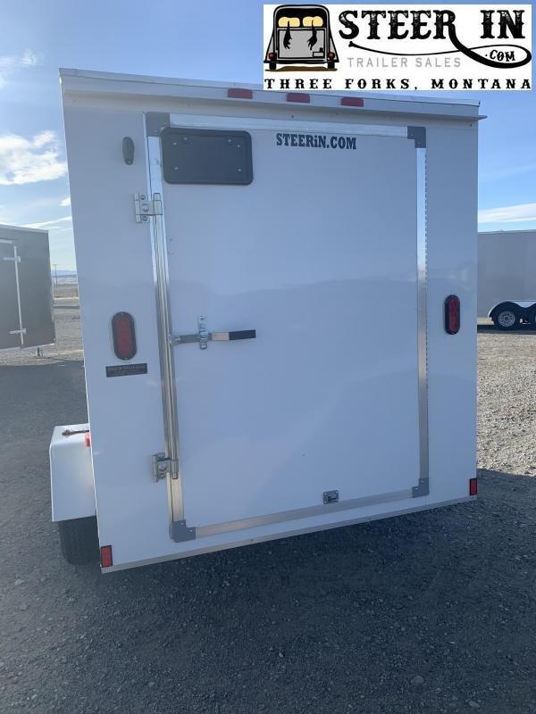 2021 Look 6X10' Enclosed Cargo Trailer