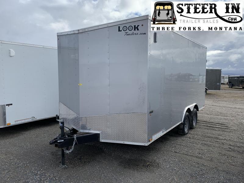 2020 Look 8.5X16 Enclosed Cargo Trailer