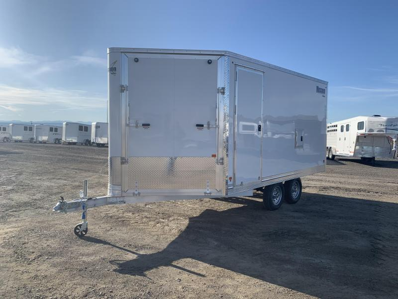 2020 Mission 101X14' Snowmobile Trailer