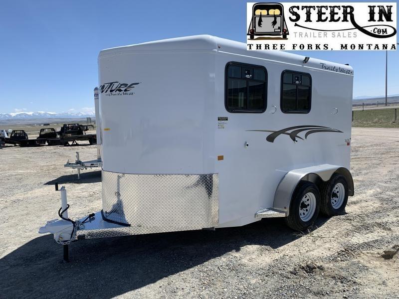 2020 Trails West Adventure MX II - 2 Horse