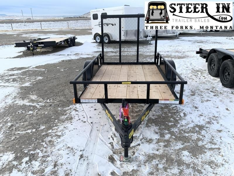 2020 Big Tex 30ES - 8' Utility Trailer