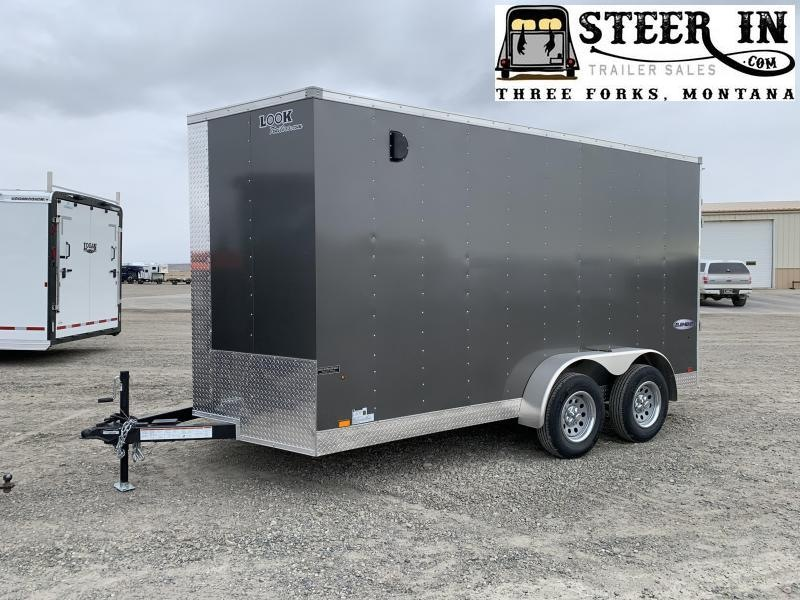 2021 Look 7X14 Element Cargo Trailer