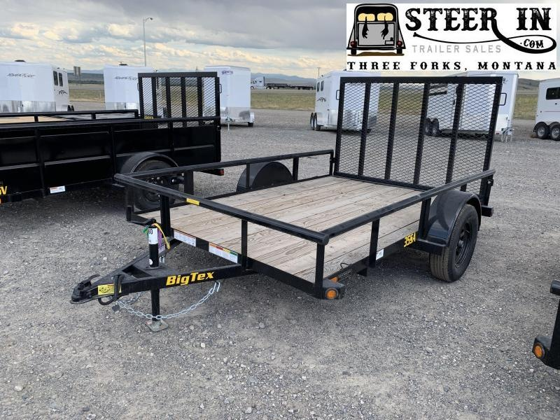 2020 Big Tex 35SA 10' Utility Trailer