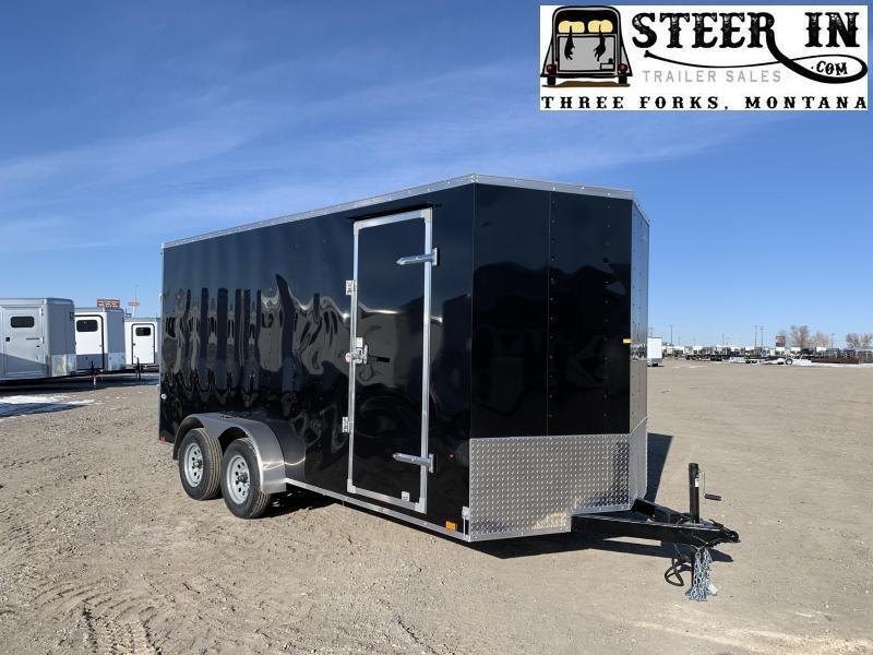 2021 Look 7X16' Enclosed Cargo Trailer