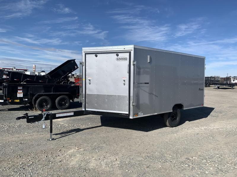 2020 Cargo Express 8'5X12' Denali  Enclosed Snowmobile Trailer