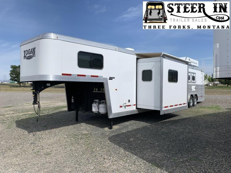 2019 Logan Coach 814 Limited 4H w / Full Rear Tack - VR TOUR