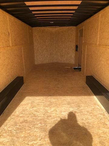 2020 Look 8.5X24' Enclosed Cargo Trailer
