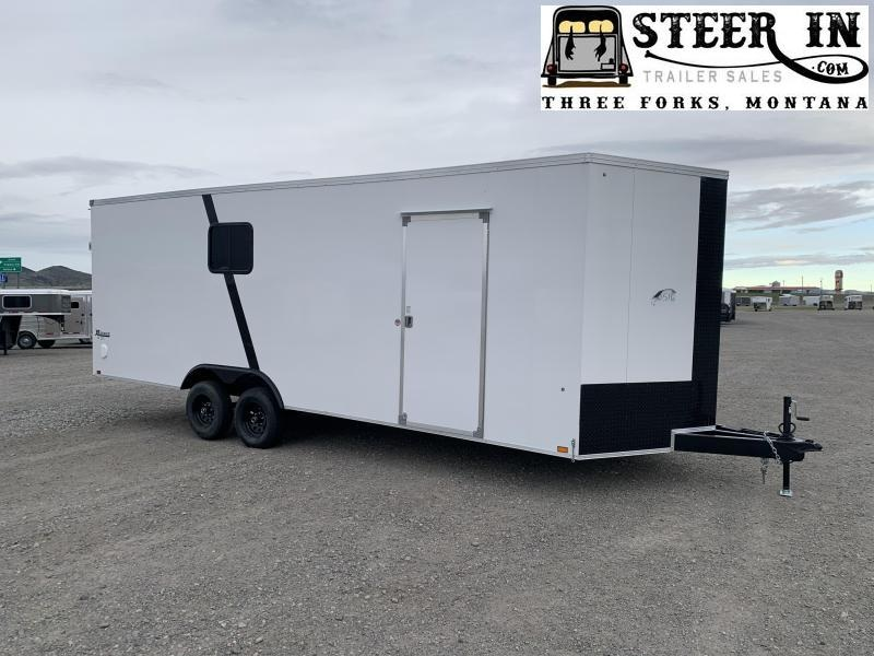 2021 Cargo Express 8.5X24' Enclosed Cargo Trailer