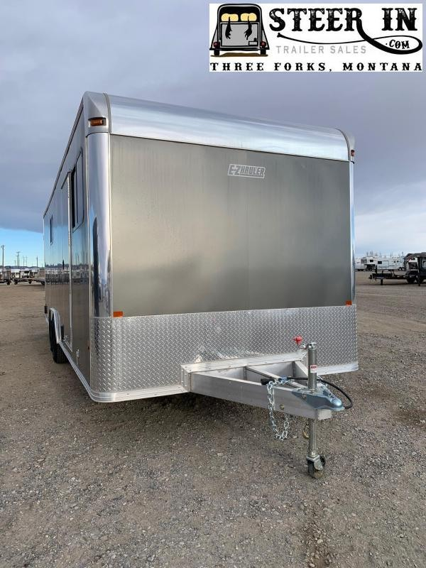 2019 EZ Hauler 8X24'  Enclosed Cargo Trailer