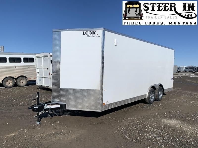 2020 Look 8.5X20 Enclosed Cargo Trailer