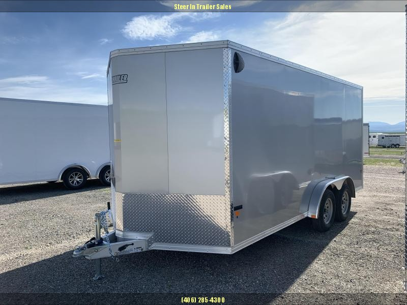 2019 EZ Hauler 7.5X16 Enclosed Cargo Trailer