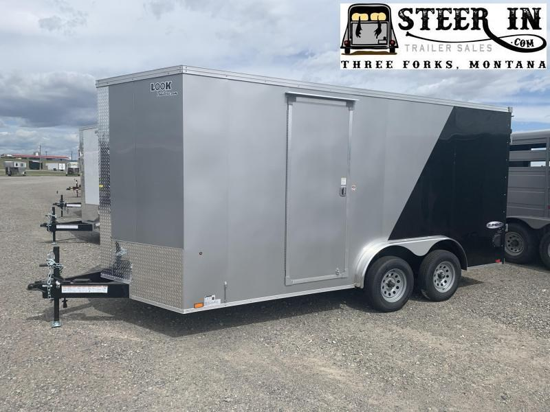 2021 Look 7.5x16' Element Cargo Trailer
