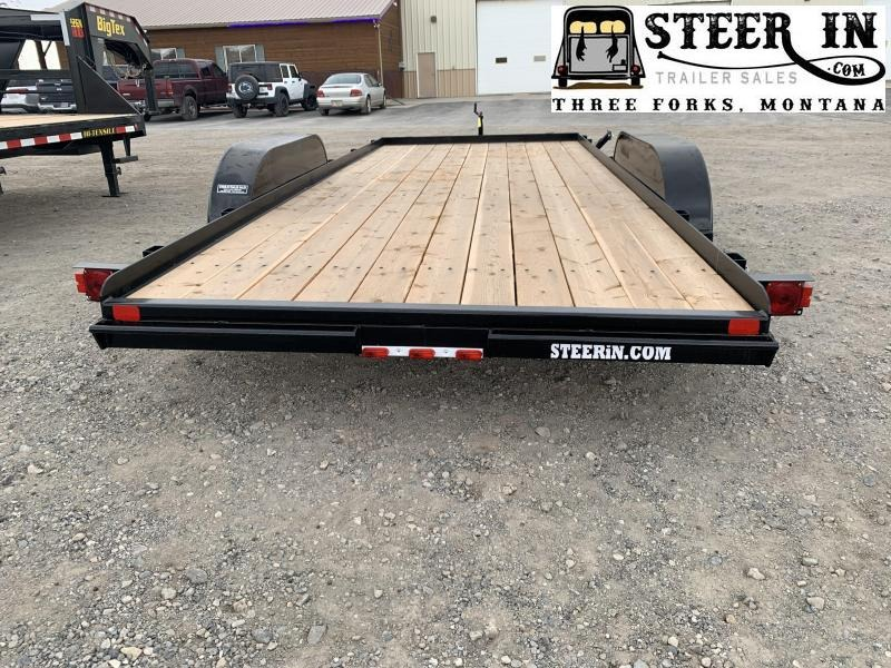 2020 Big Tex 18' 60EC Utility Trailer