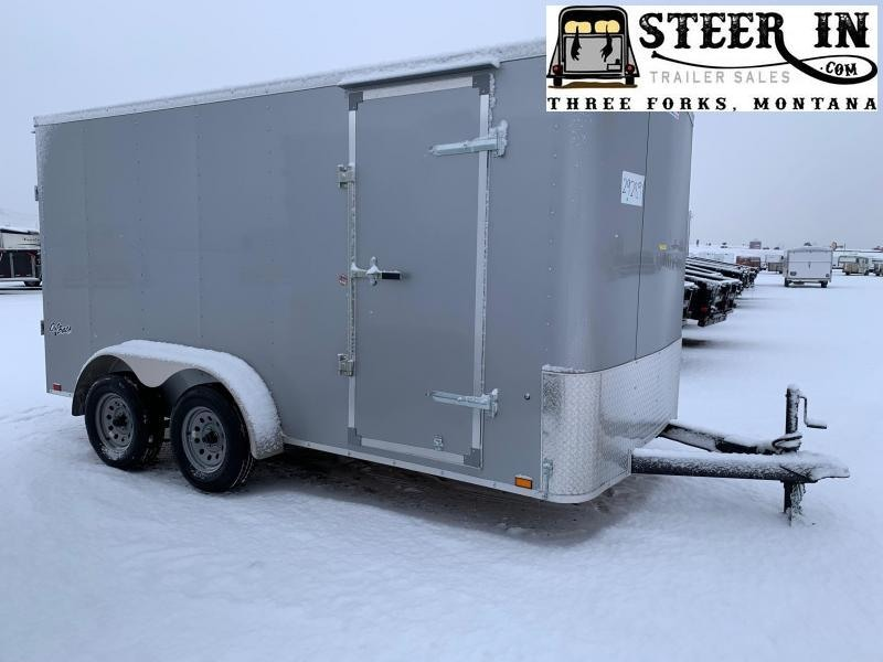 2020 Pace 7X14' Enclosed Cargo Trailer