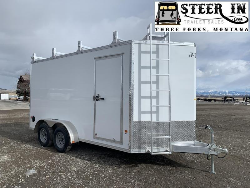2020 EZ Hauler 7X14 Ultimate Contractor Pkg