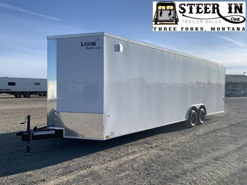 2021 Look 8.5X28' Enclosed Cargo Trailer