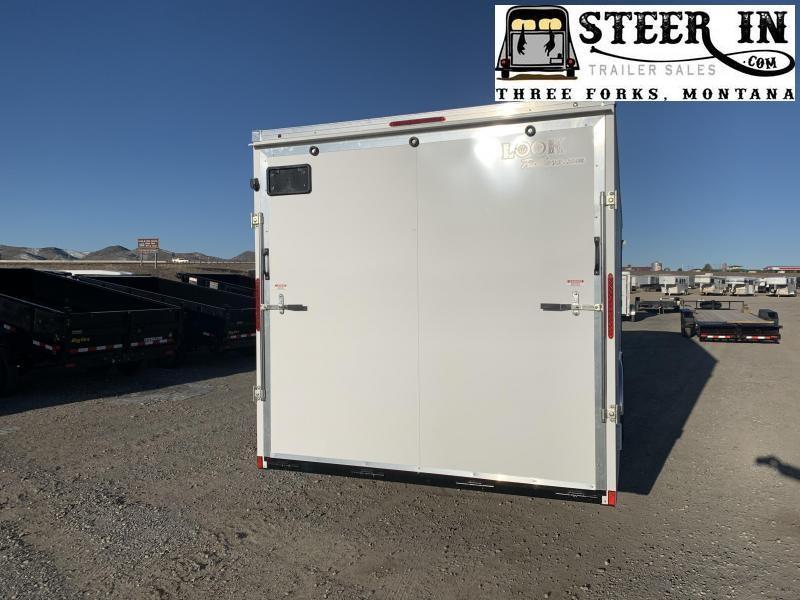 2021 Look 8.5X28' Enclosed Cargo Trailer
