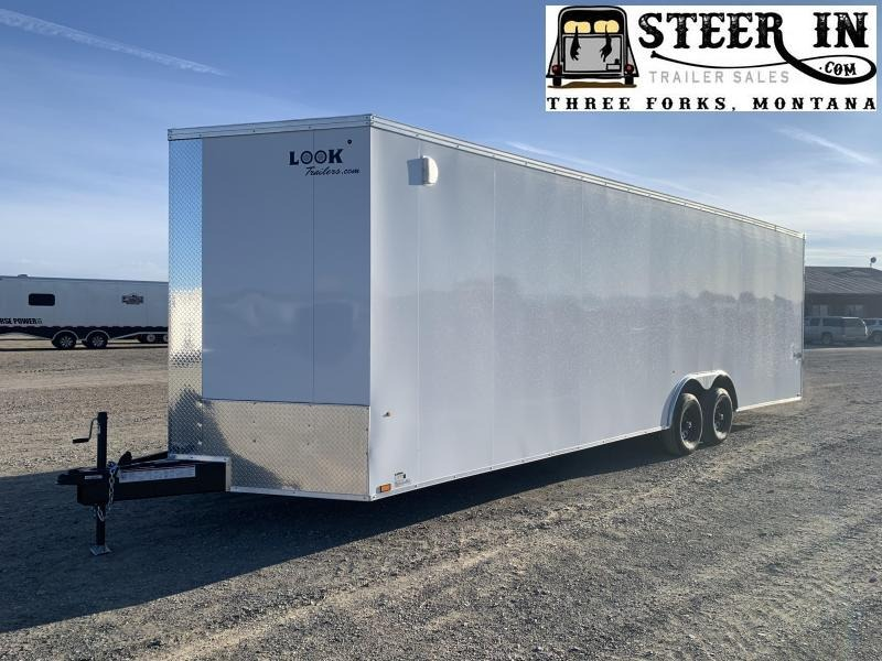 2021 Look Trailers LSABA8.5X28TE3FE Enclosed Cargo Trailer