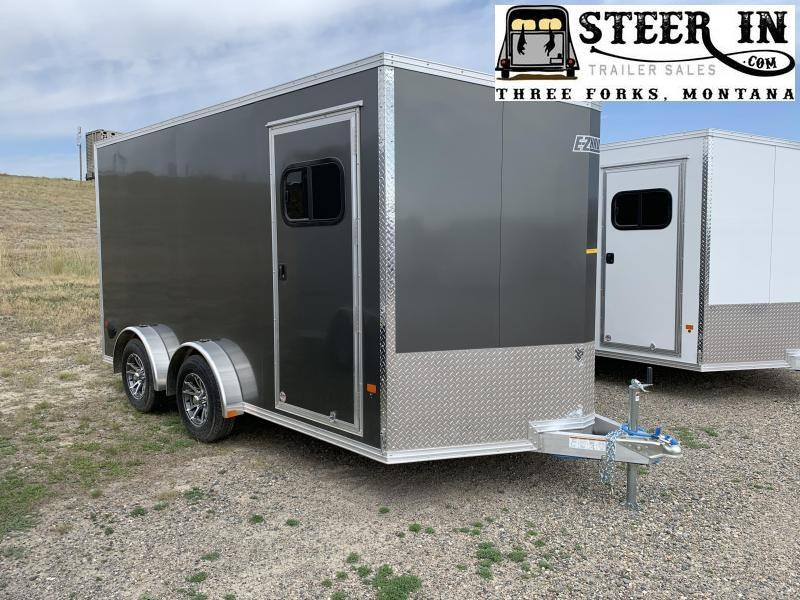 2019 EZ Hauler 7.5X14-IF Enclosed Cargo Trailer