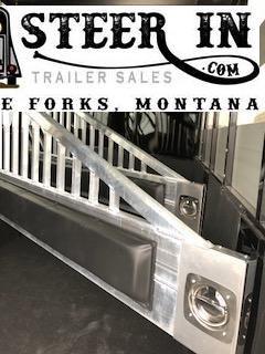 2019 Trails West Santa Fe 17' Stock Combo